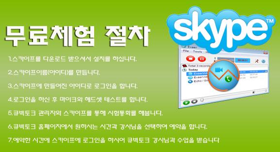 Skype Steps